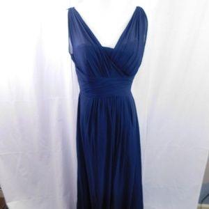Bill Levkoff Formal Bridesmaids Floor Length Gown
